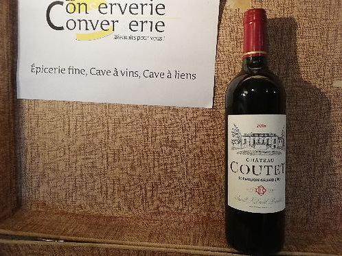 ST EMILION GRAND CRU 2016 - Château COUTET