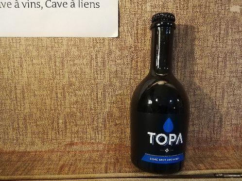 Topa - Cidre gastronomique - 33 cl