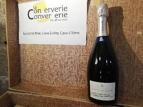 CHAMPAGNE - Domaine de Sacy - Tentation Extra Dry
