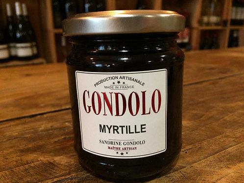 Confitures - Myrtille