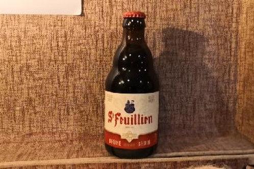 BELGIQUE - Saint Feuillien - Brune