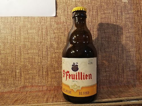 BELGIQUE - Saint Feuillien - Blonde