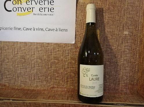 Côtes du Rhône - Cuvée Laure blanc 2019