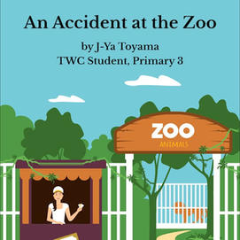 """""""An Accident at the Zoo"""" by J-Ya Toyama"""