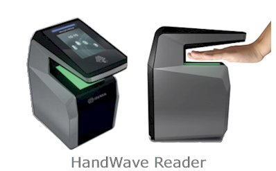 Frictionless Biometric Reader