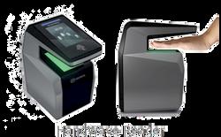 Frictionless Biometric Reader