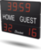 BT2045 Classic-Rugby/SoccerScoreboard