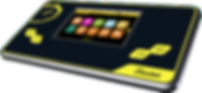 Touch Screen - Scorepad Keyboard