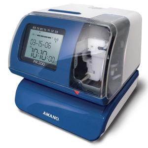 Amano PIX200 Timeclock