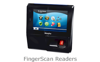Fingerscan Readers