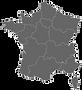 Carte de la France et de ses régions