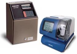 Amano Time Clocks