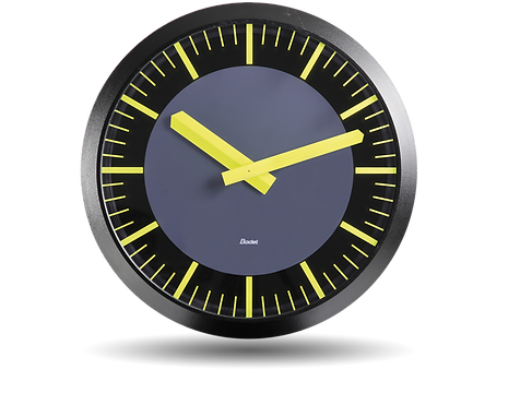 Bodet Analogue and Digital Clocks