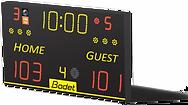 Bodet 8015 Multisport Scoreboard