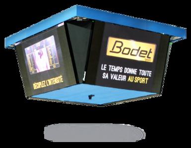 Bodet Giant Video Cube