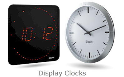 Display Clocks