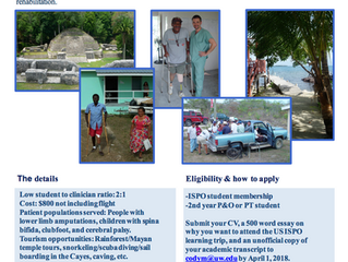 Service Learning Opportunities
