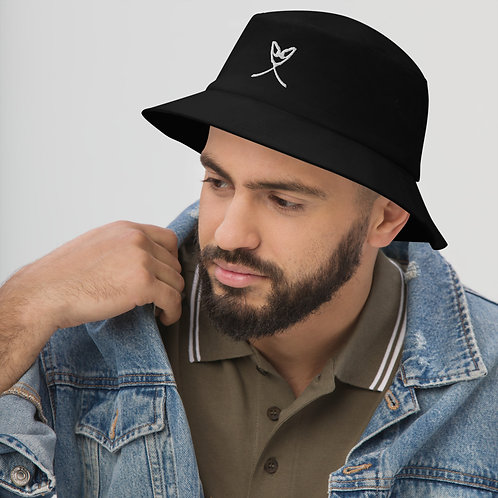 Gonzo Gaming - Iconic Black Bucket Hat