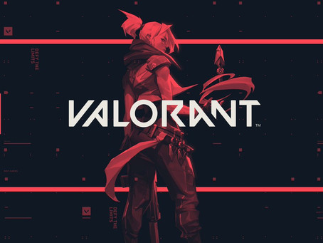Welcome To Valorant