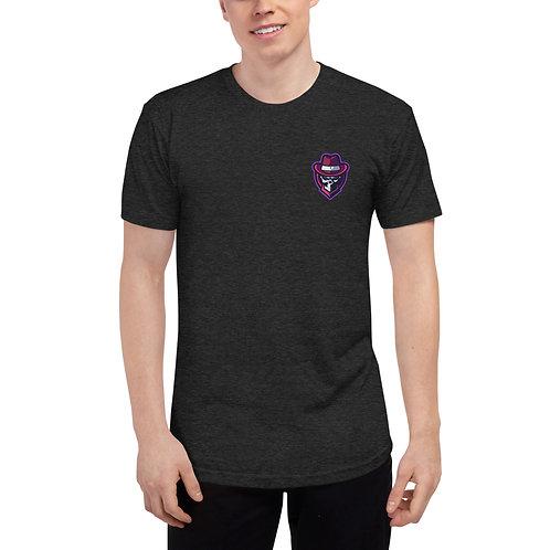 Gonzo Gaming Tri-Blend Track Shirt
