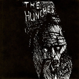 """The Hunches - Dance Alone 7"""" EP"""