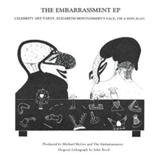 The Embarassment - The Embarassment LP