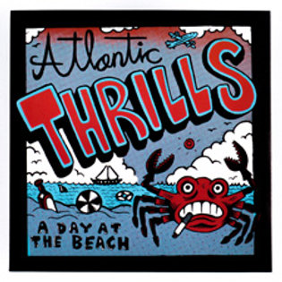 """Atlantic Thrills - A Day At The Beach 7"""""""