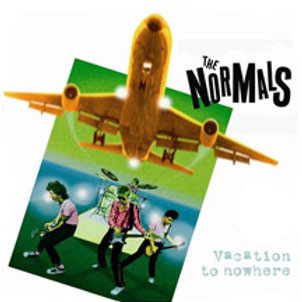 The Normals - Vacation to Nowhere CD + DVD