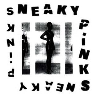 Sneaky Pinks - Sneaky Pinks LP
