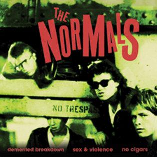 """The Normals - Demented Breakdown 7"""" EP"""