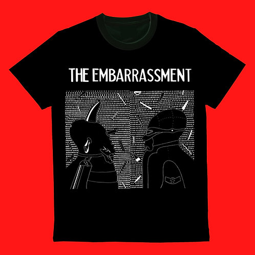 The Embarrassment T Shirt - Black