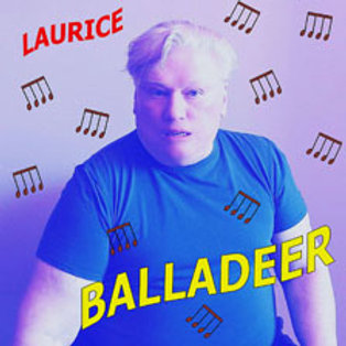 Laurice - Balladeer CD