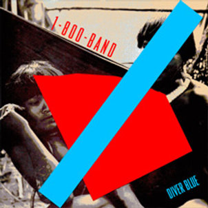 """1-800-BAND - Diver Blue 12"""" EP"""