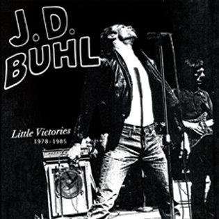 J.D. Buhl - Little Victories LP
