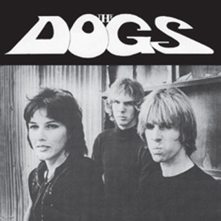 """The Dogs - Slash Your Face 7"""" EP"""