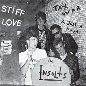 """Insults - Stiff Love 7"""" EP"""
