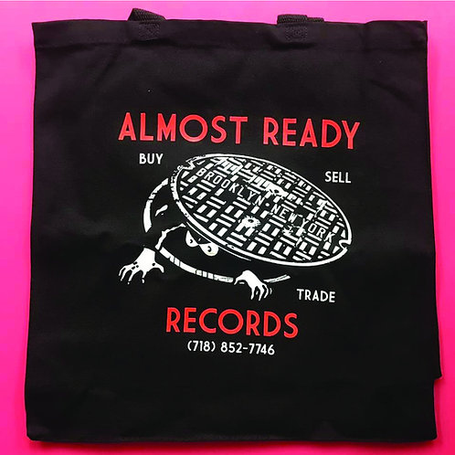 Almost Ready Tote Bag