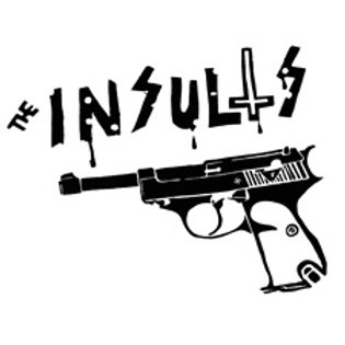 The Insults - S/T LP
