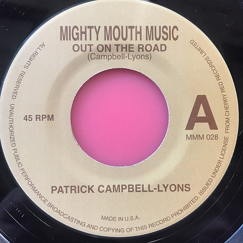 """Patrick Campbell-Lyons - Out On the Road / 1974 7"""""""