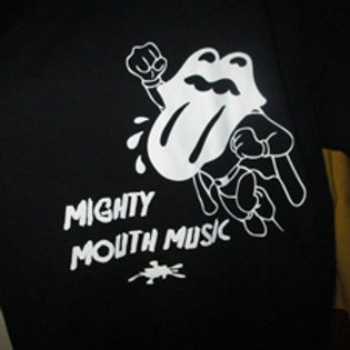MIGHTY MOUTH MUSIC T-shirt