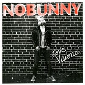 NOBUNNY - Love Visions LP / CS / CD