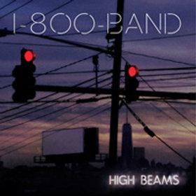 1-800-BAND - High Beams LP / CD