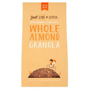 Just Live a Little - Whole Almond Granola