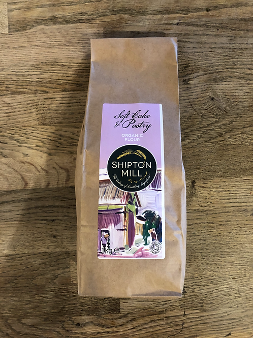 Organic Pastry Flour - Shipton Mill