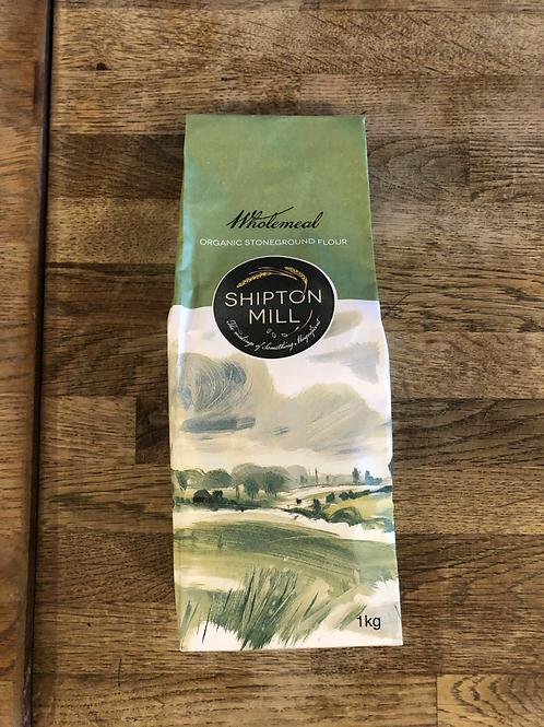 Organic Wholemeal Flour - Shipton Mill
