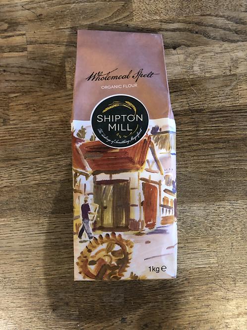 Organic Wholemeal Spelt - Shipton Mill