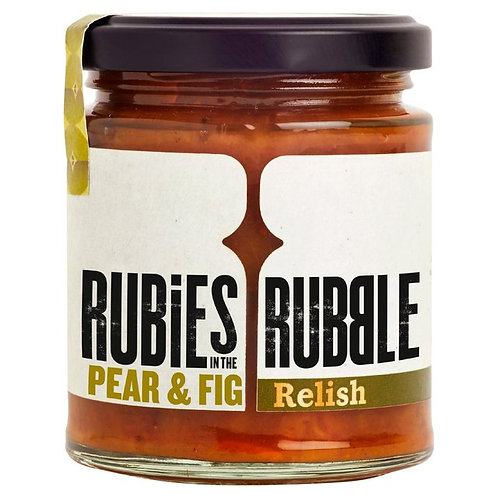 Rubies - Pear & Fig Relish