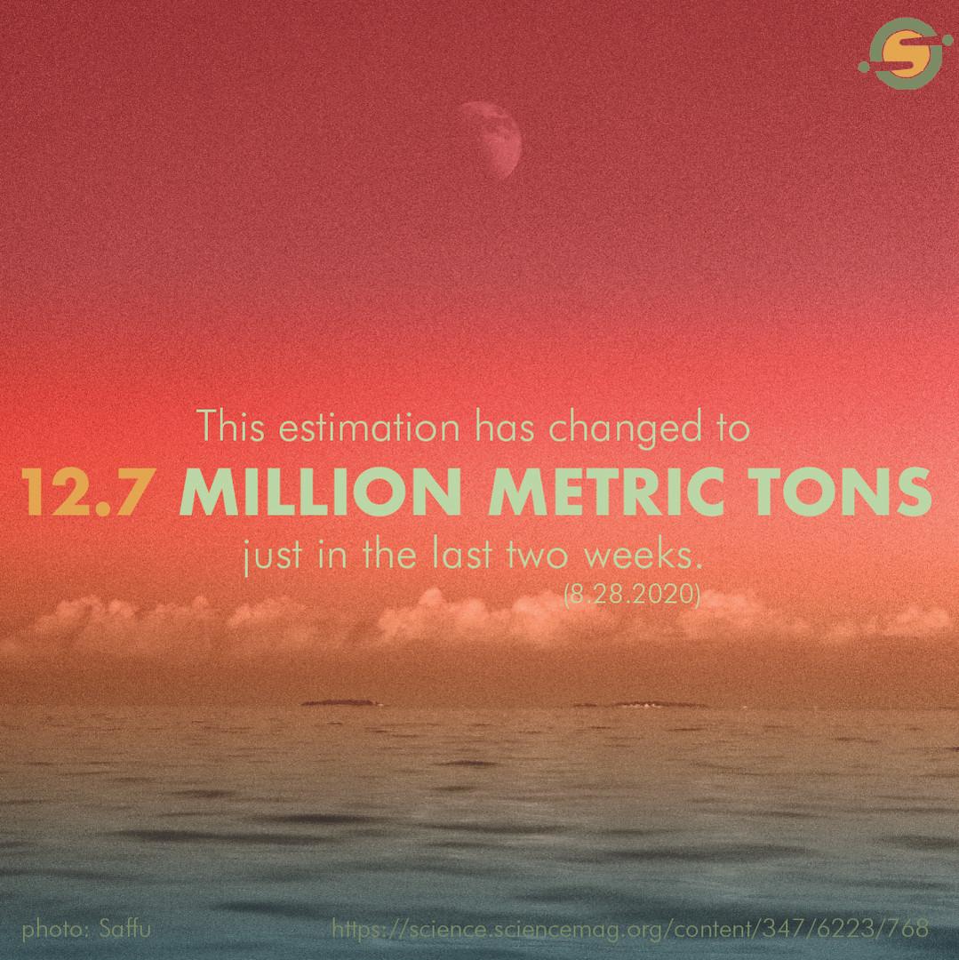 11million tons of plastic YNI strawlific