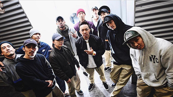 "The FLOORRIORZ did the ""unbelievable"" at Battle of the Year 2017.「とんでもないことを歴史に刻んだ」THE FLOO"