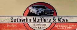 sutherlin muffler